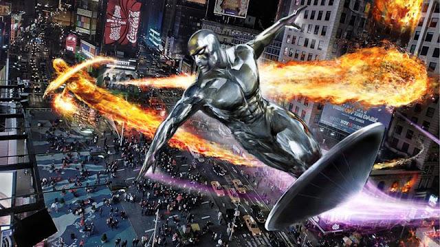 Asal-Usul Kekuatan Silver Surfer dalam Komik Marvel
