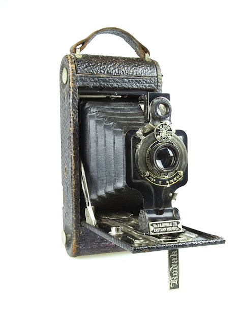 No.1A (Autographic) Kodak Junior