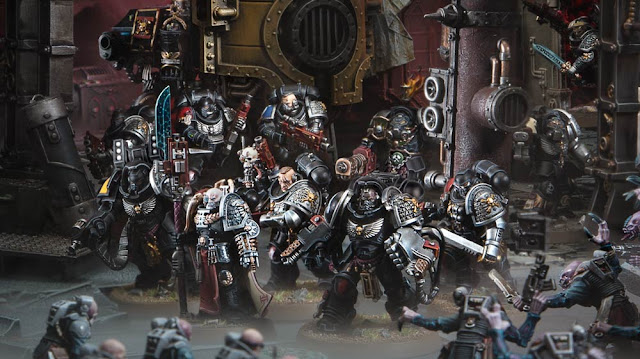 Primaris Deathwatch