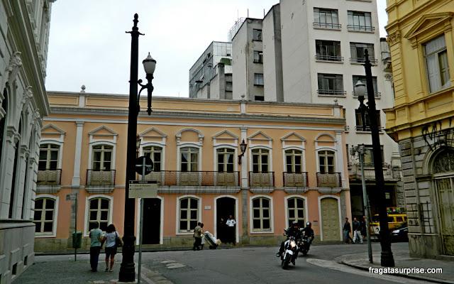 Solar da Marquesa de Santos, Centrão de São Paulo