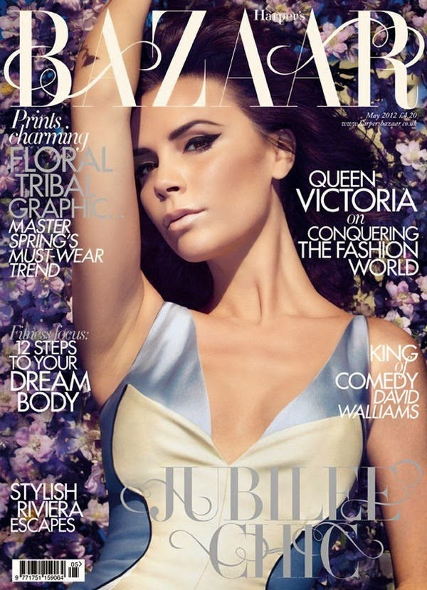 Amy Jo Smith 8271 Media Studies: Harper's Bazaar Cover Analysis