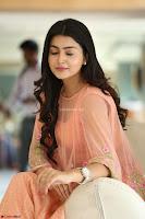 Avantika Mishra Looks beautiful in peach anarkali dress ~  Exclusive Celebrity Galleries 024.JPG
