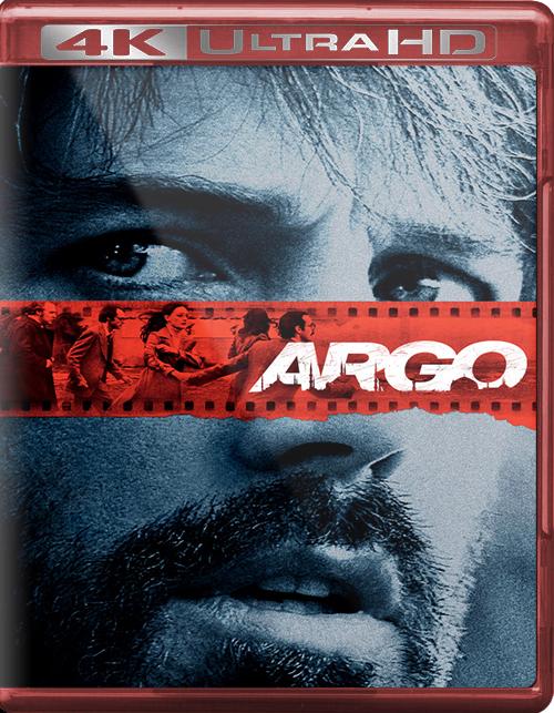 Argo [2012] [UHD] [2160p] [Latino – Castellano]
