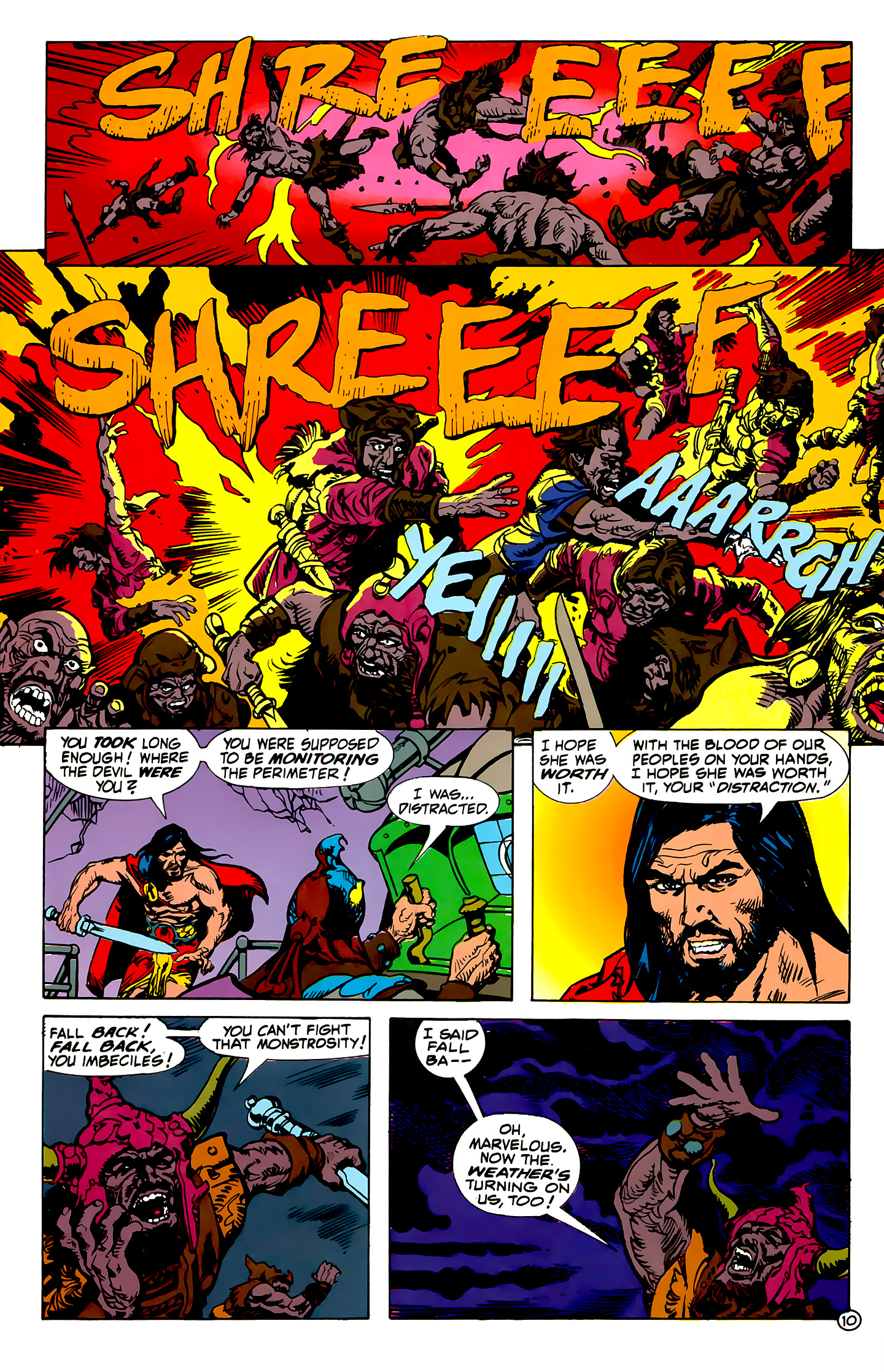 Read online Atlantis Chronicles comic -  Issue #1 - 10