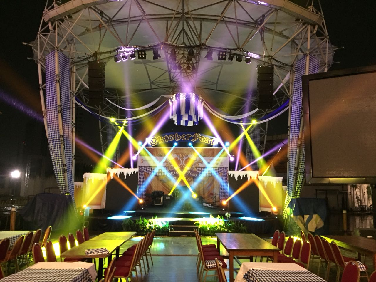 Lighting Stage