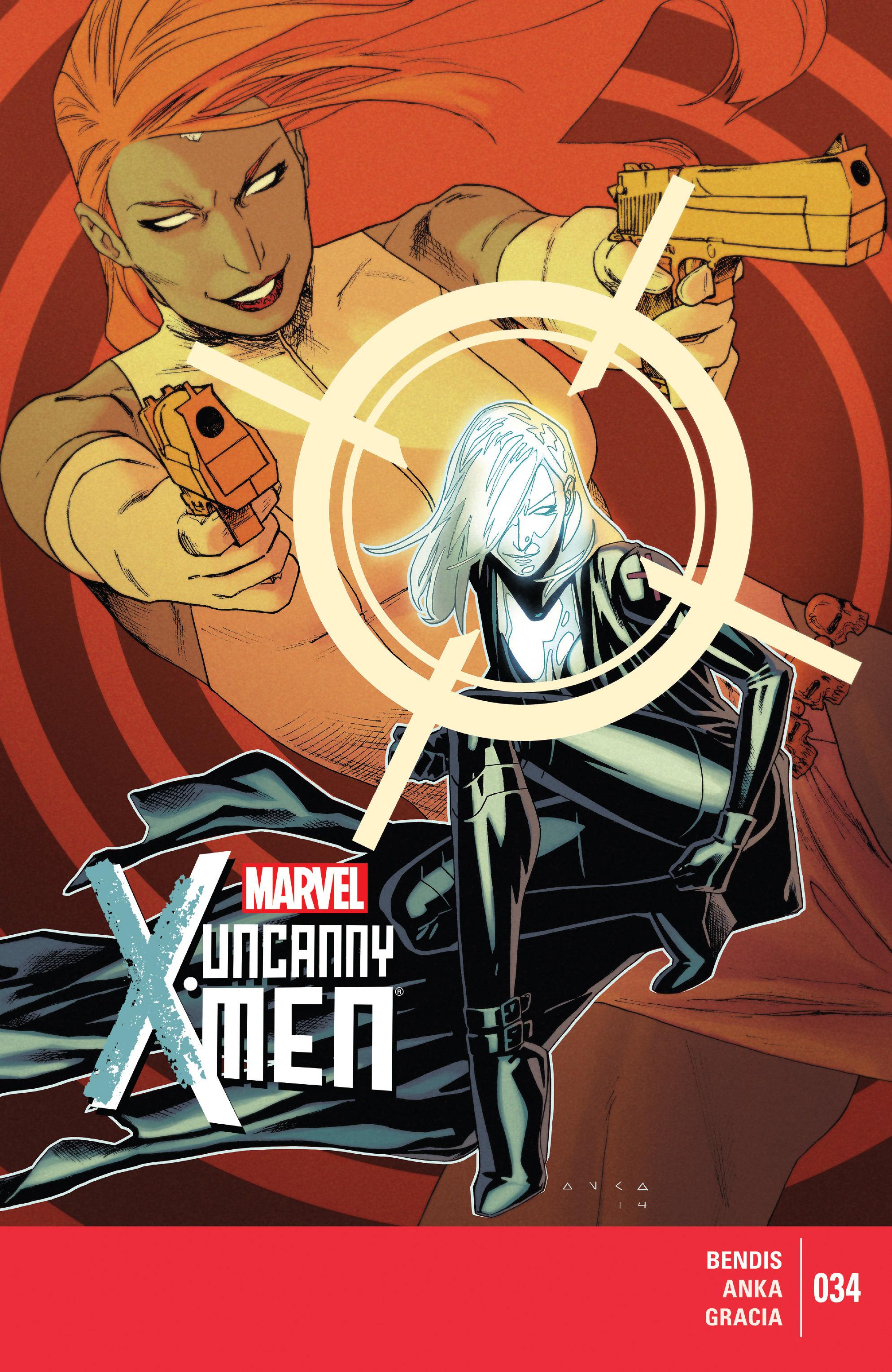 Read online Uncanny X-Men (2013) comic -  Issue #34 - 1