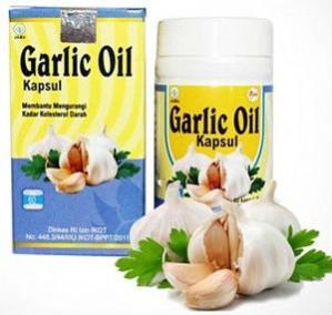Kapsul Garlic Oil Surabaya