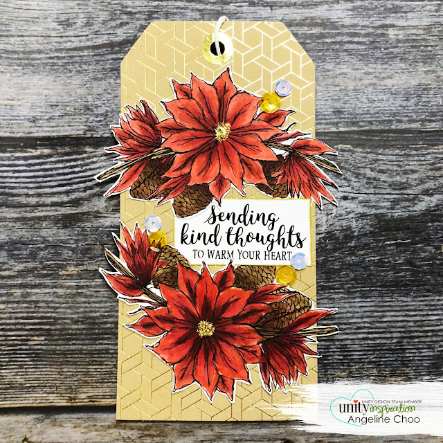ScrappyScrappy: Whatever keeps your warm #scrappyscrappy #unitystampco #gracielliedesign #brownthursday #card #cardmaking #youtube #quicktipvideo #stamp #stamping #papercraft #copicmarkers #heidiswapp #christmas #christmasgifttag #gifttag #aurora