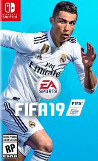 FIFA 19 (RF) Switch XCI + NSP