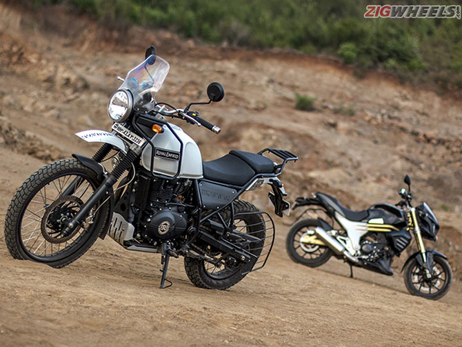 Royal Enfield Himalayan Launch Specs Price Pics Review ...