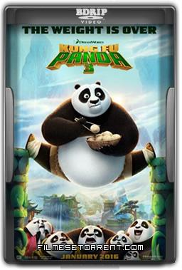 Kung Fu Panda 3 Torrent HDRip Legendado 2016