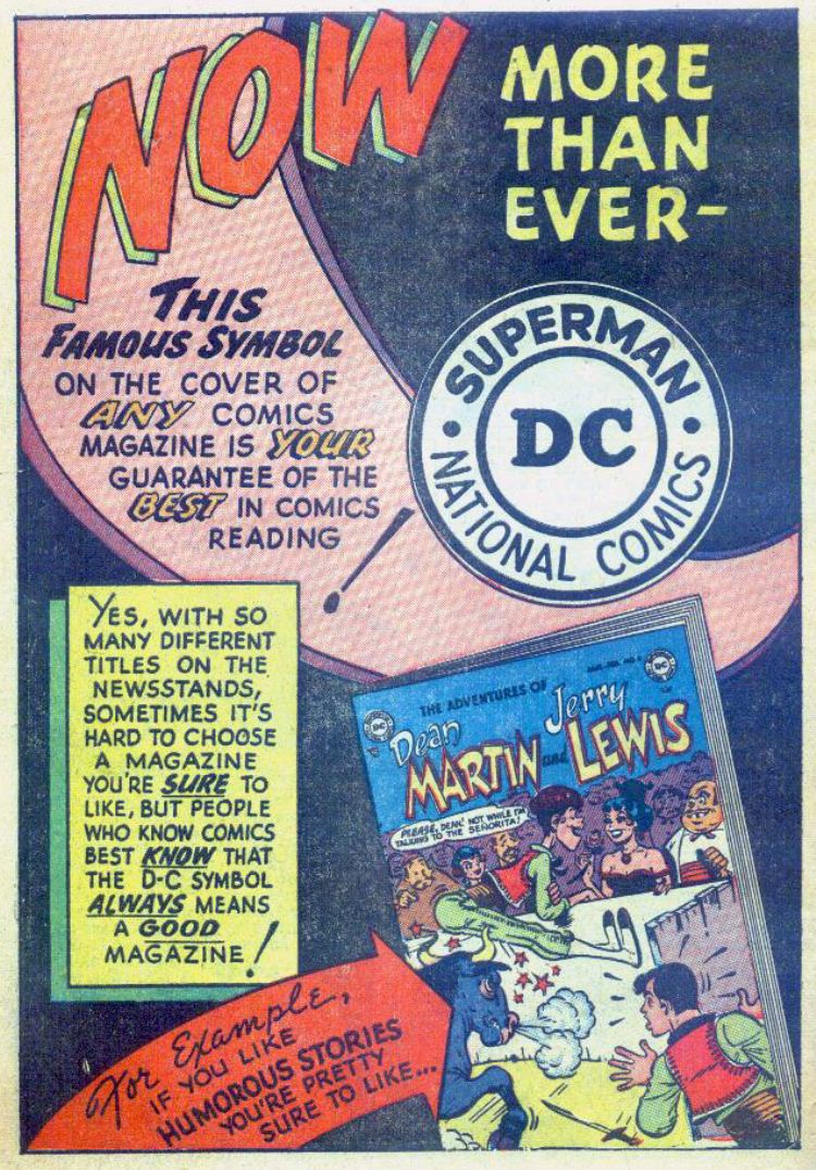Read online Action Comics (1938) comic -  Issue #176 - 42