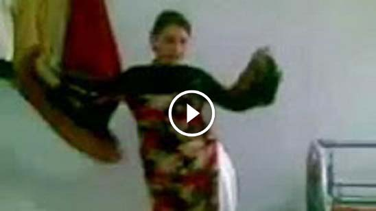 Pashto Local Girl Dance In Home - Pashto Local Dance-4864