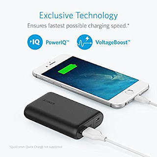 Need Batteries portable 10000mAh, range of 15 Pound support I phone, samsung, other..  Superb power bank, Possibly the best 10000mAh portable charger available.