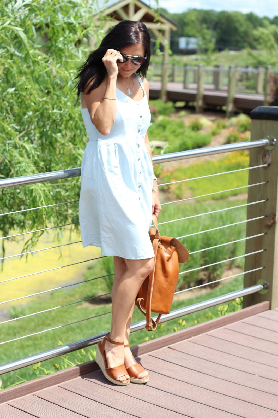 Summer causal dress