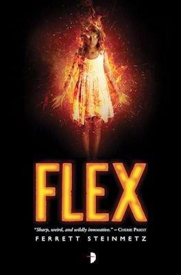 Interview with Ferrett Steinmetz, author of Flex - March 5, 2015