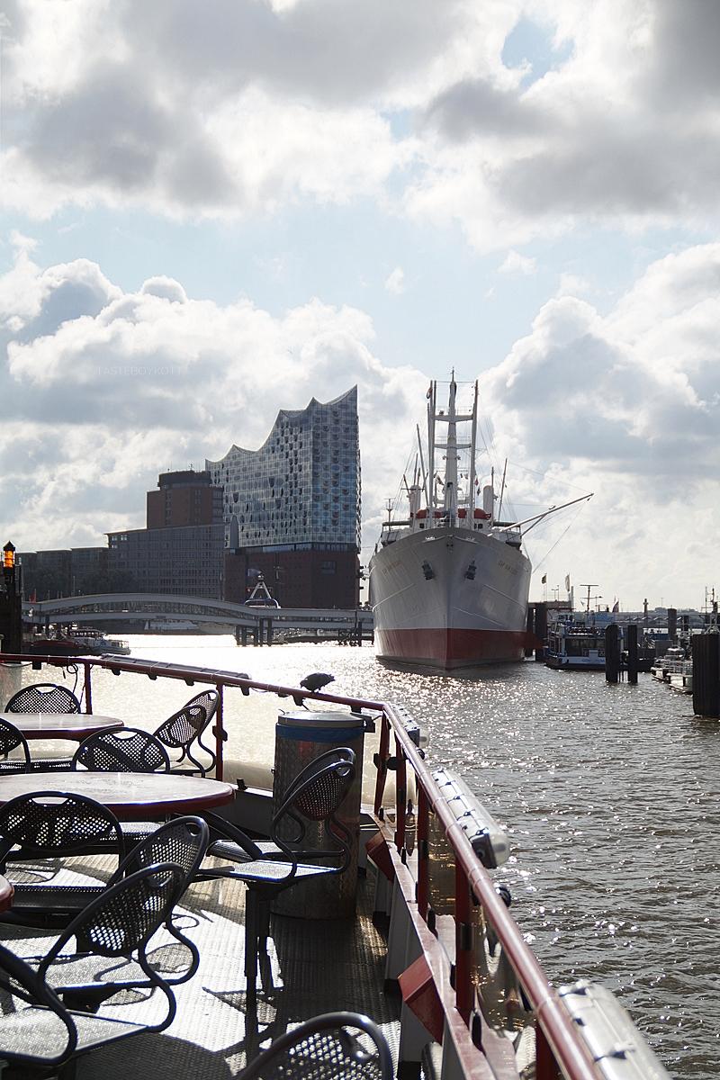Hamburg Photo Diary August 2017: Elbphilharmonie, Hafen