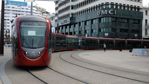 Augmentation des tarifs du tramway de Casablanca en 2017.