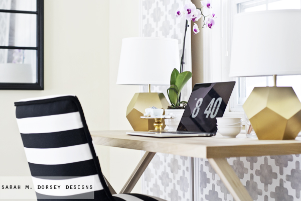 decorative home office