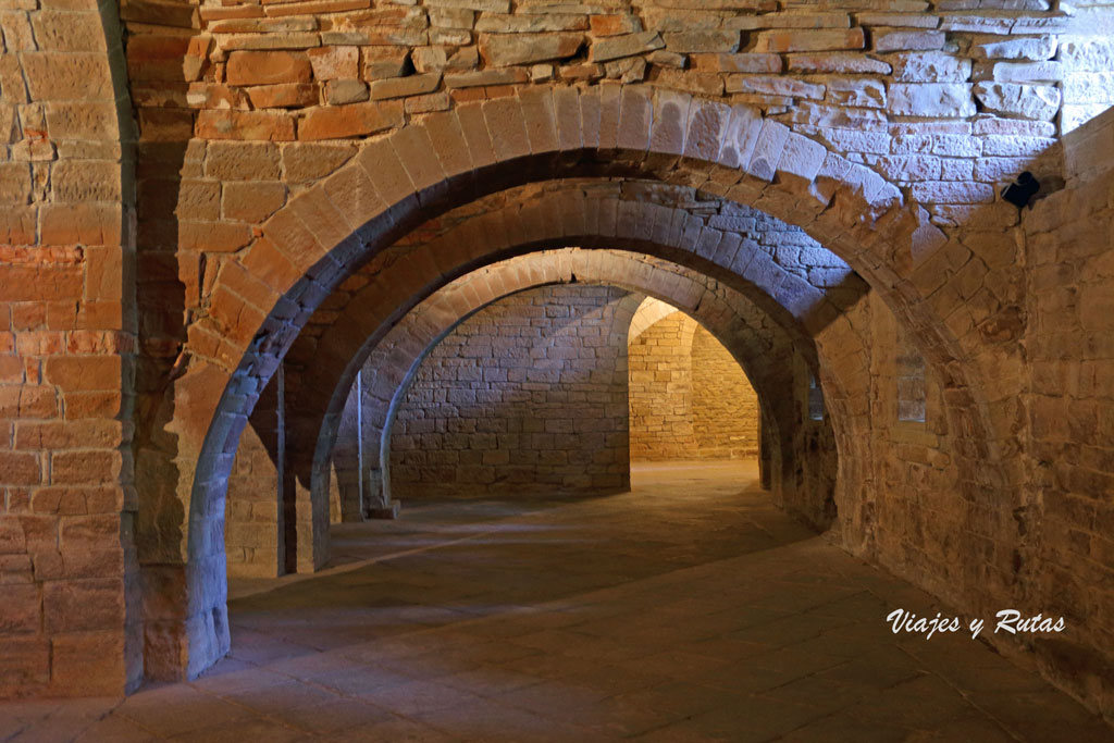 Sala de los Concilios de San Juan de la Peña, Huesca