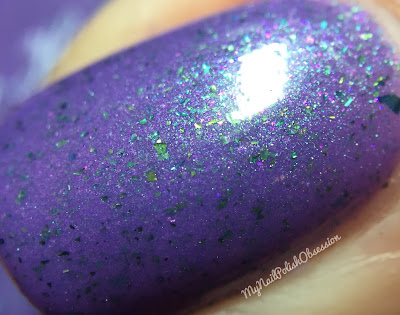 My Nail Polish Obsession 4th Blogiversary Custom Polishes; Sweet Heart Polish If The Crown Fits