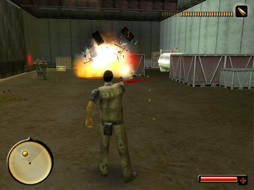 Screen Shot Of Total Overdose (2005) Full PC Game Free Download At worldfree4u.com