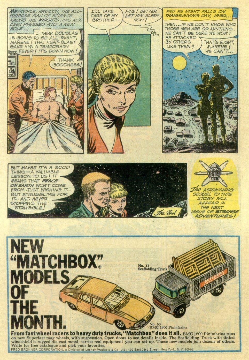 Strange Adventures (1950) issue 222 - Page 32