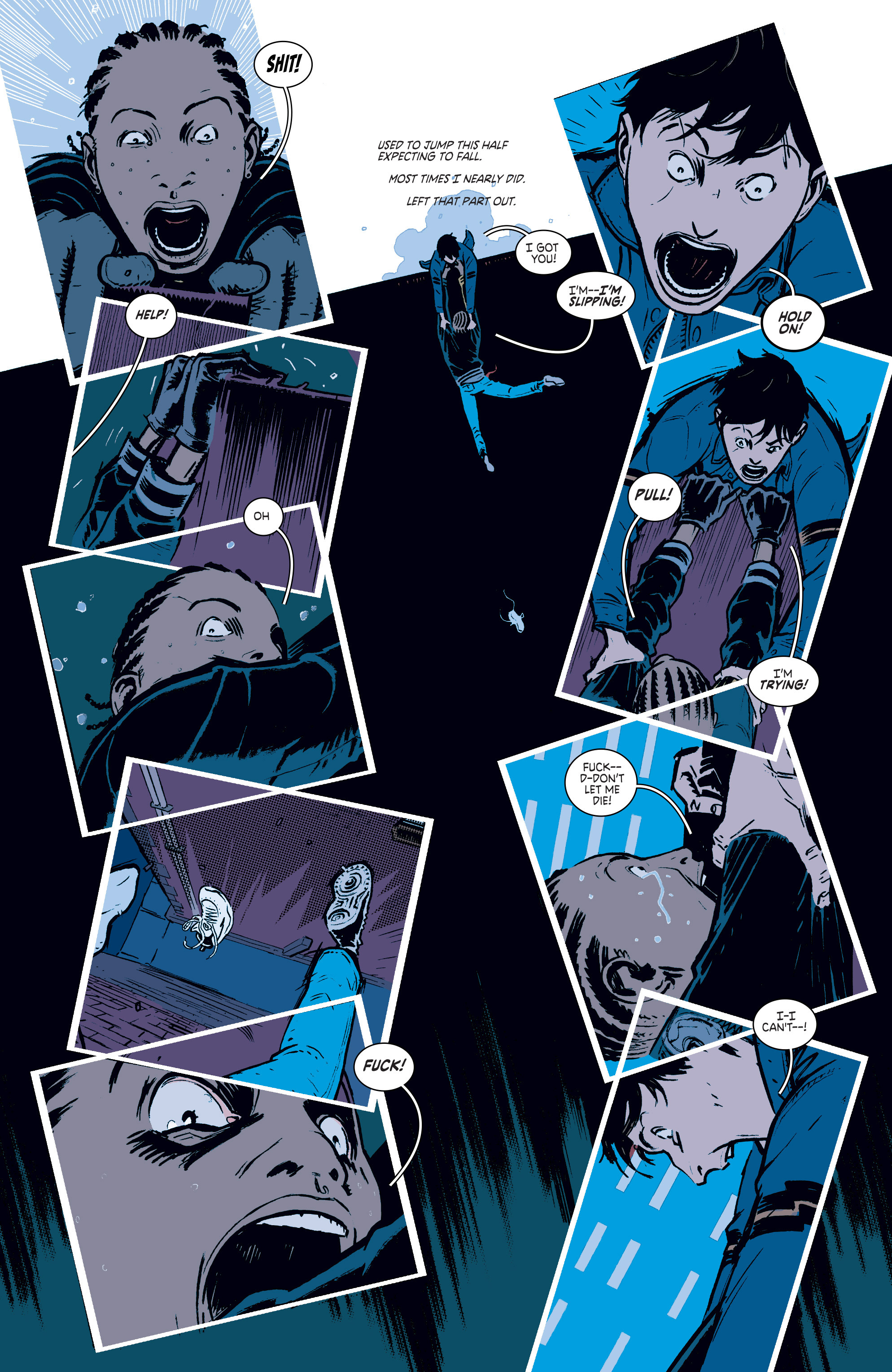 Read online Deadly Class comic -  Issue #3 - 5