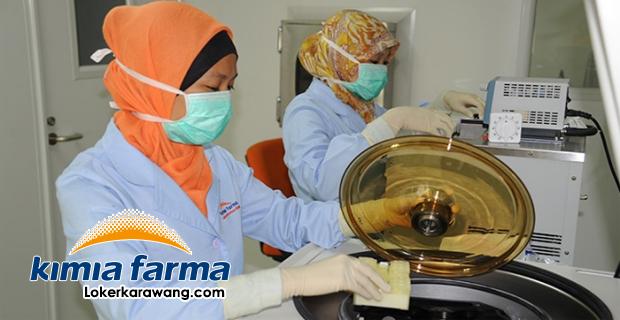 Lowongan Kerja PT. Kimia Farma Apotek Karawang