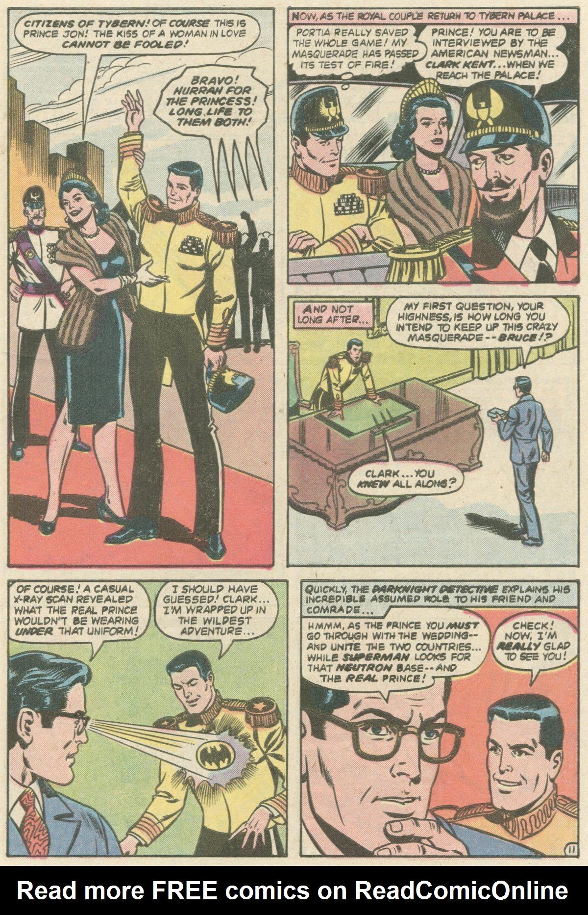 Read online World's Finest Comics comic -  Issue #253 - 14