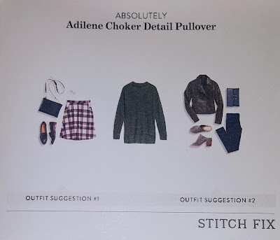 Stitch Fix Unboxing #17