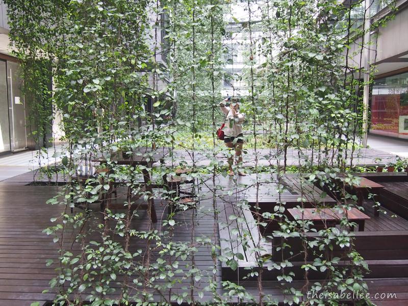 Garden at D7 Sentul KL