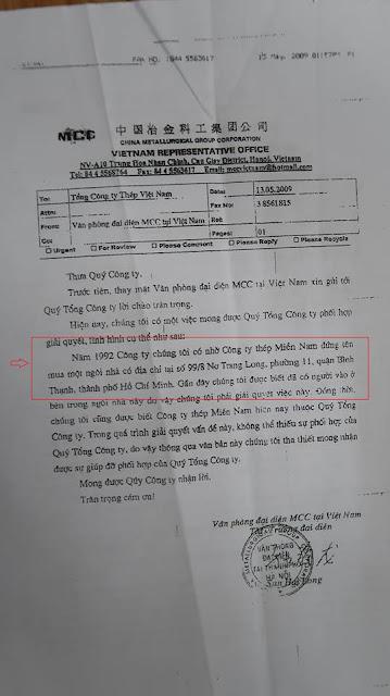 Người Trung Quốc gom đất tại Sài Gòn, toà xử người Việt thua kiện ảnh 4