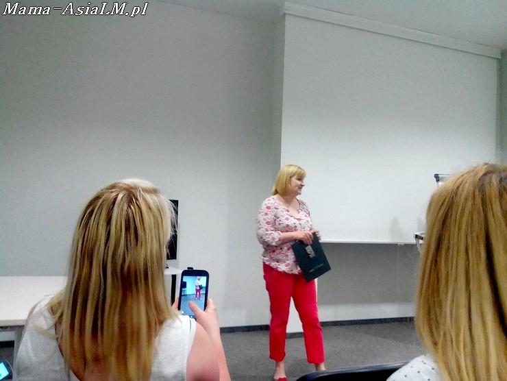 spotkanie blogujących mam MAMblog II wykłądy srokao