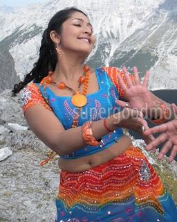 Navya Nair Hot Navel