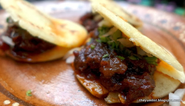La Mexicana, Terrace at Hock Choon, Ampang, best mexican food in KL