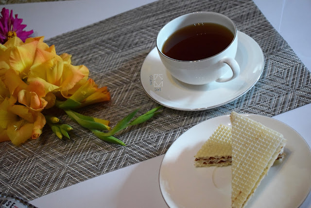 Przepis na kajmaki - pyszne wafle przekładane czekoladową masą