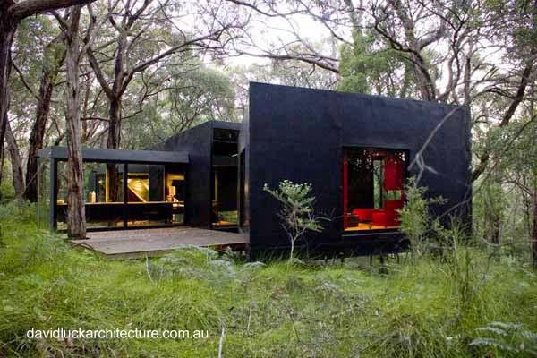 Casa de campo al sudeste de Melbourne Australia 2012