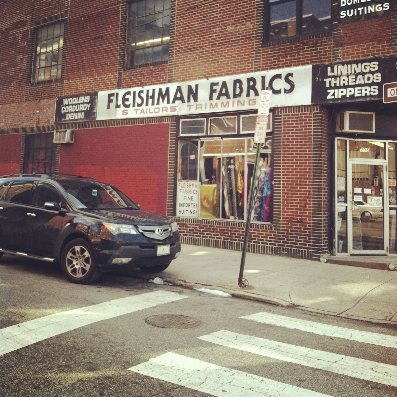 Tips For Shopping On Phillys Fabric Row