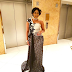 Beautiful photo of Juliet Ibrahim as sh stuns for AYCA