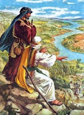 MEMILIH UNTUK MENGALAH - Kejadian 13 : 1 - 18 | CERMIN EMAS