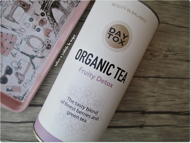 Organic Tea de Daytox - Fruity Detox
