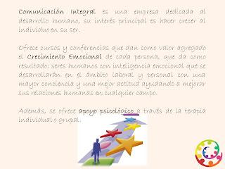 Comunicación Integral: ¿Qué es Comunicación Integral?