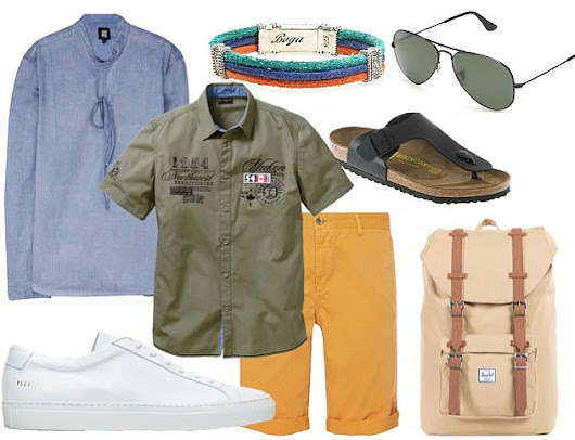 SS16 Wardrobe Must-Have List for Men
