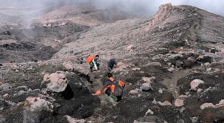 Jalur Pendakian Gunung Kerinci Paling Cepat Di Lalui