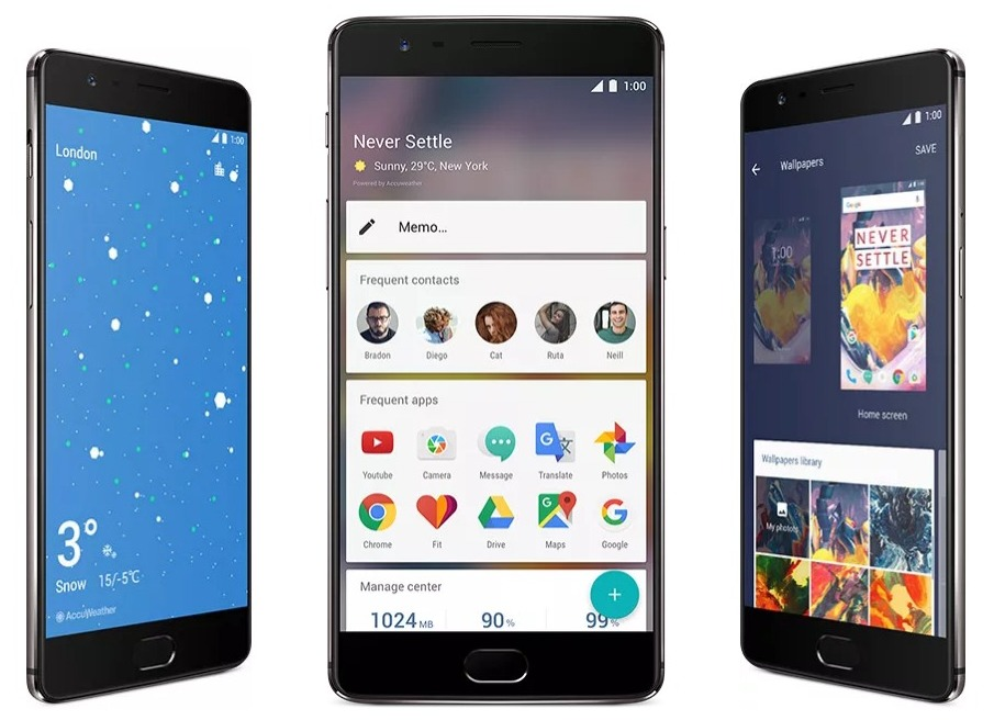 oneplus 3t price features specifications
