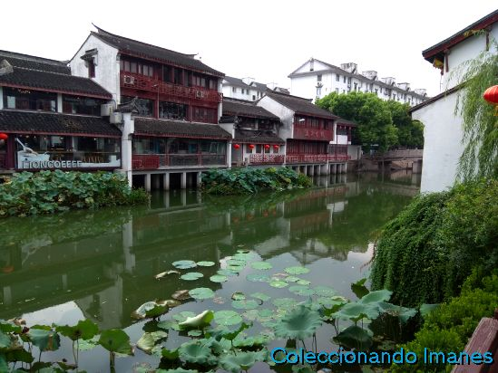 Quibao, canales en Shanghai