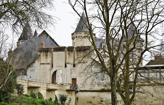 Saumur Valea Loarei Franta