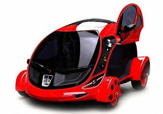 Mobil Unik Dan Canggih Kawkaba 300