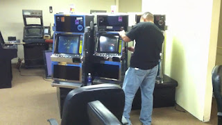 Game Room Raided-Unlicensed Guard With Airsoft Found